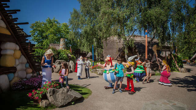 Scopri il mondo di Asterix con la famiglia