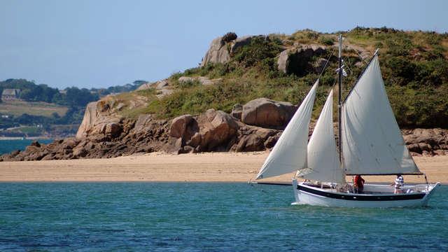 Thalassothérapie les pieds dans l'eau à Luc-Sur-Mer