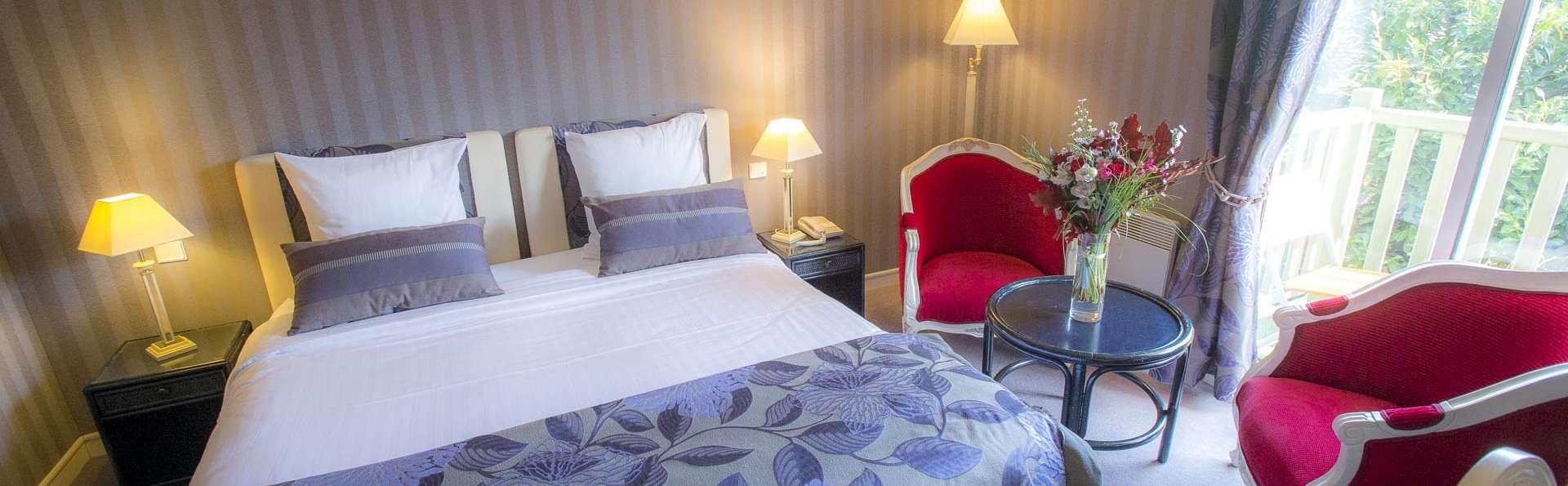 Week-end en chambre supérieure à Deauville