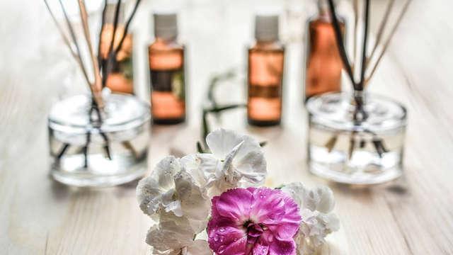 Descuento en aromaterapia
