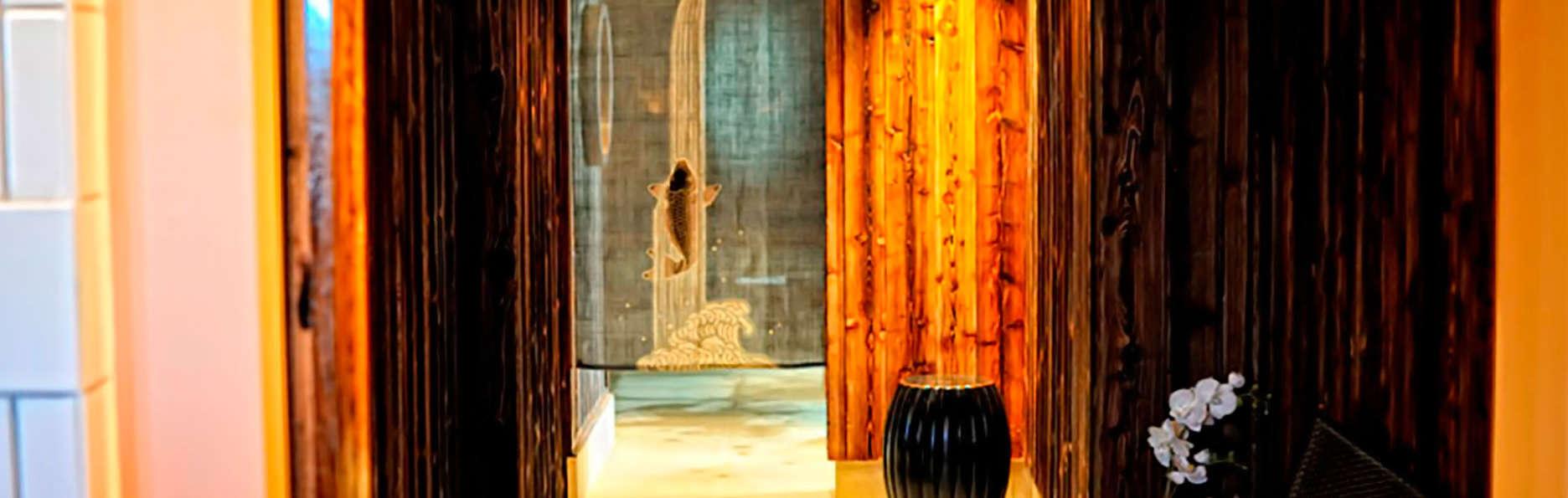 Week-end à Auberville avec accès aux 3 espaces de la Thalasso des 3 Mondes de Luc-sur-mer