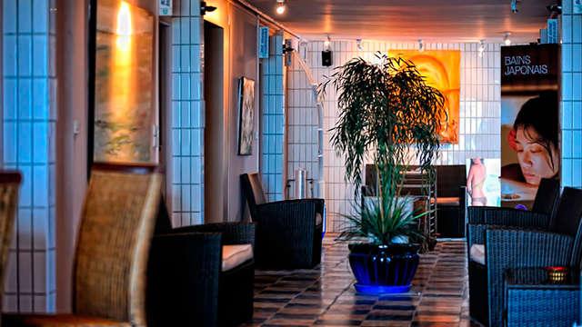 La Cremaillere Cote Mer et Hotel Cote Jardin - spa