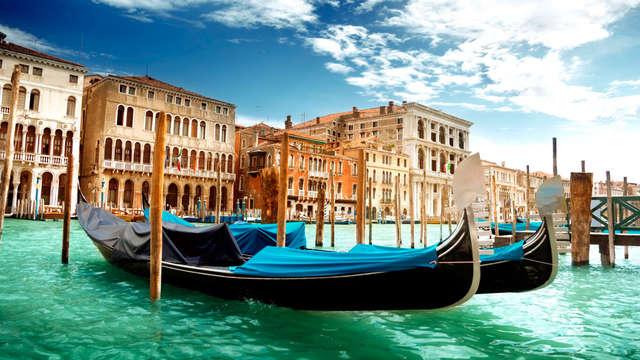 Relax e giro in gondola incluso nella splendida Venezia