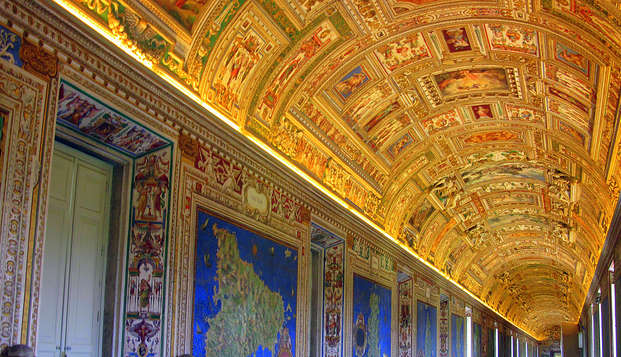 Séjour à Rome avec une visite au Vatican dans un hôtel 3* au centre-ville