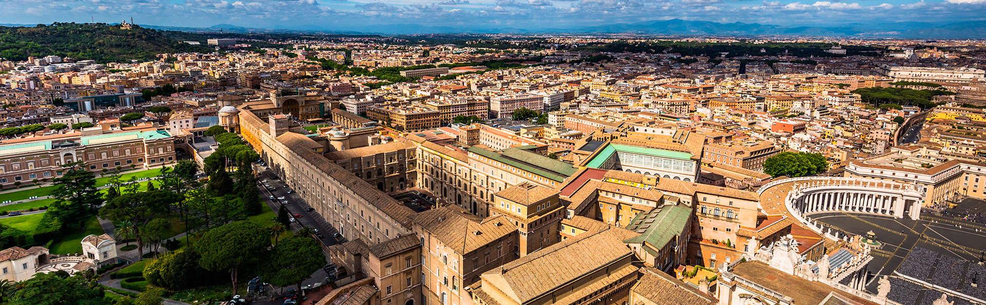 Découvrez Rome avec entrée pour la Chapelle Sixtine ! (à partir de 2 nuits)