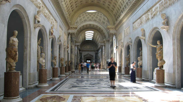 Vacances à Rome : séjour à côté du Vatican avec accès aux Musées du Vatican