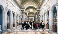 1 ingresso al Musei Vaticani e Cappella Sistina per 2 adulti