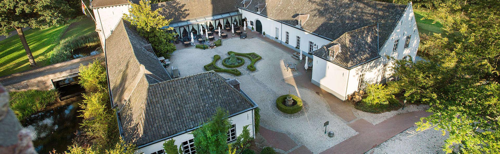 Landgoed Kasteel Daelenbroeck  - EDIT_voorburcht-vanuit-nieuwe-toren.jpg