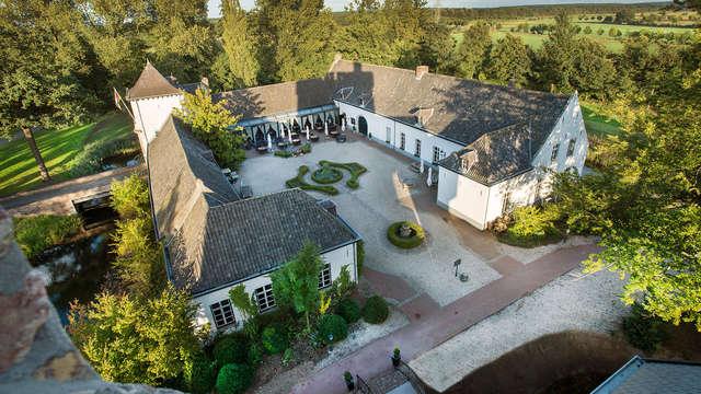 Romantiek en culinair genieten in luxueus kasteel (vanaf 2 nachten)
