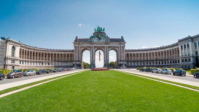 Luxe avec cava dans la capitale européenne