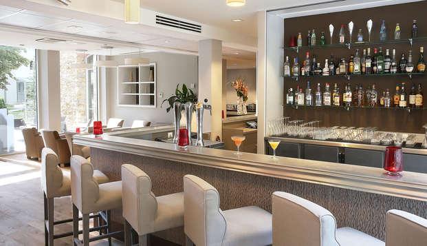 Best Western Plus Paris Meudon Ermitage - bar