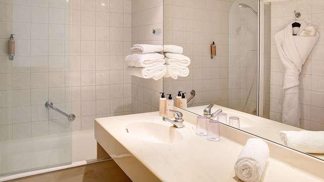 Best Western Plus Paris Meudon Ermitage - bath