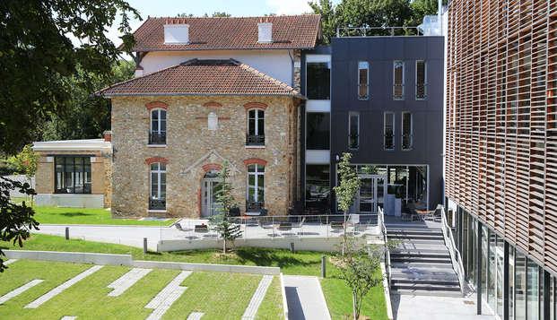 Best Western Plus Paris Meudon Ermitage - front