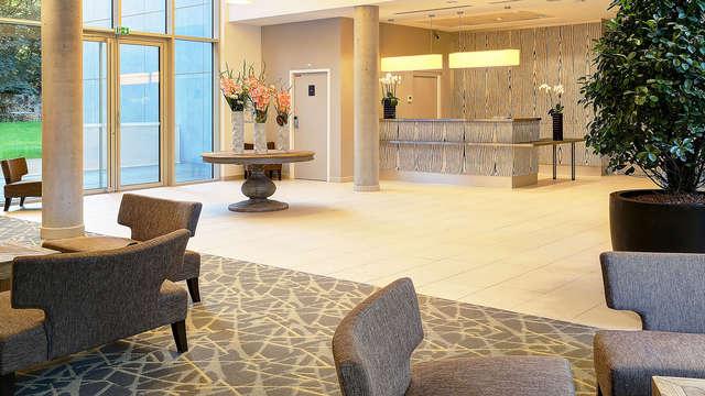 Best Western Plus Paris Meudon Ermitage - receptionc