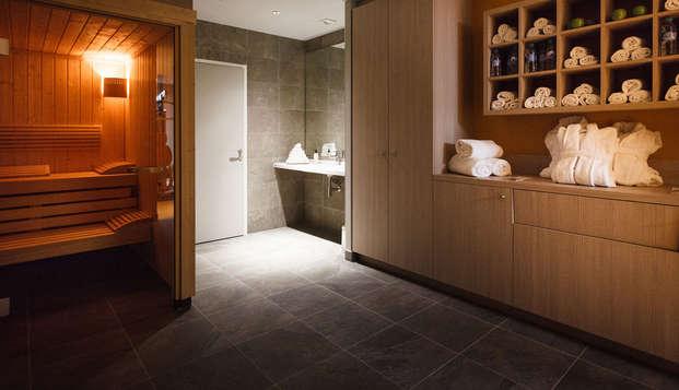 Best Western Plus Paris Meudon Ermitage - sauna