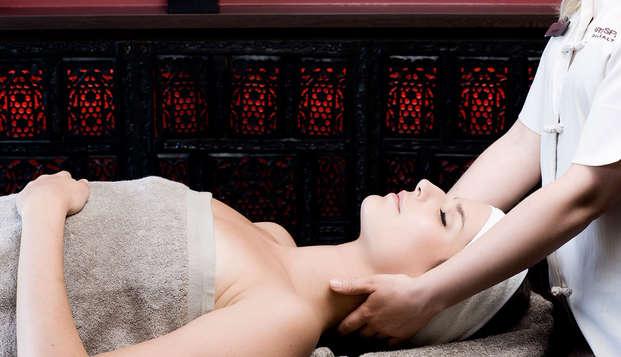 Sprookjesachtig luxe verblijf met wellness en behandeling van 50 minuten
