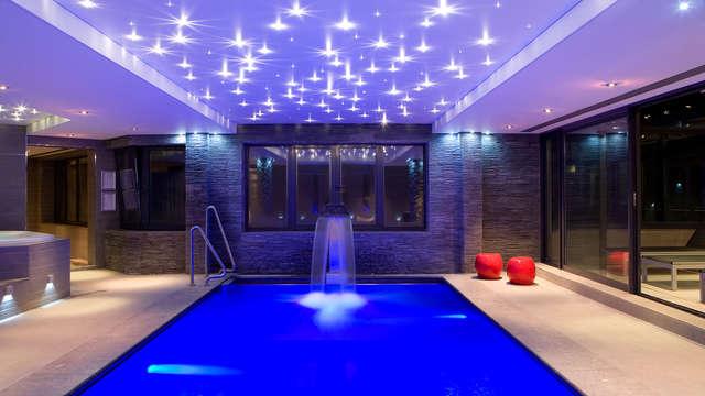 Spa de luxe à côté du lac de Genval