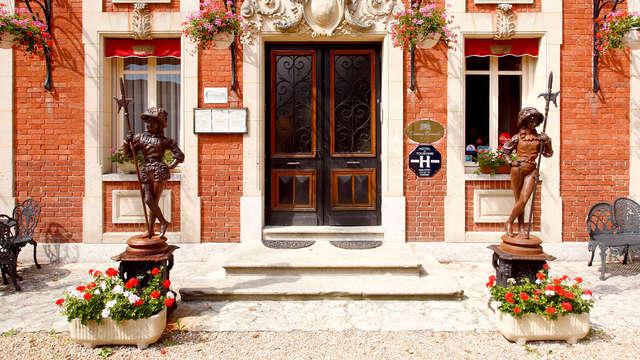 Hotel Chateau Corneille