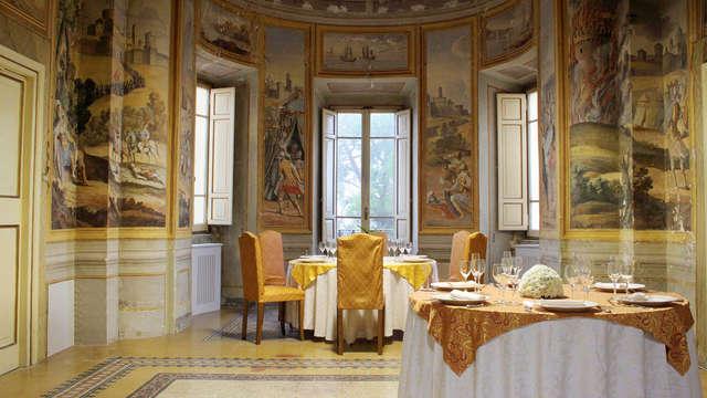 Luxe et gastronomie dans le centre historique de San Gemini