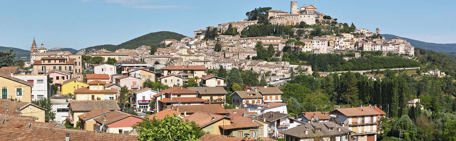 Détendez-vous dans une ville médiévale en Ombrie (à partir de 2 nuits)