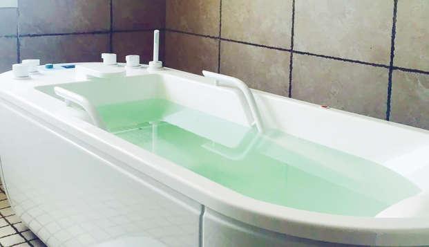 Relais Thalasso Ile de Re - Hotel Atalante - bath