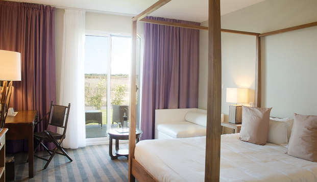 Relais Thalasso Ile de Re - Hotel Atalante - CHAMBRE-PRESTIGE-VIGNES