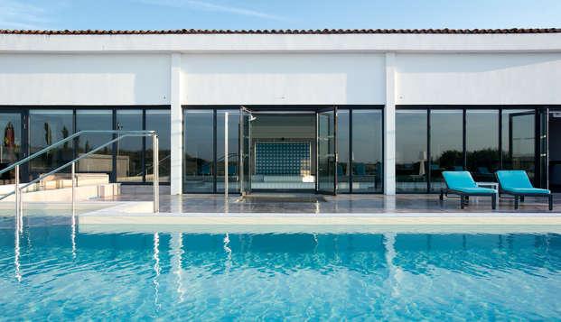 Relais Thalasso Ile de Re - Hotel Atalante - piscine-ext