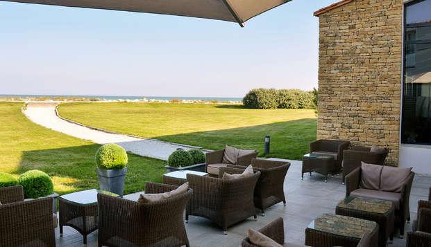 Relais Thalasso Ile de Re - Hotel Atalante - terras-Exterieur-HOTEL-
