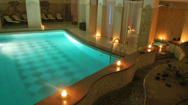 Notte relax con accesso spa e massaggio in Salento