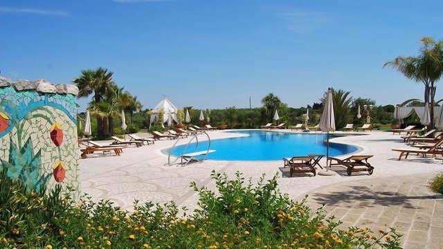 Relax e benessere con accesso spa in Salento