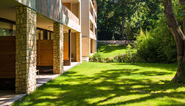Le Moulin de Vernegues Hotel et Spa Les Collectionneurs - garden