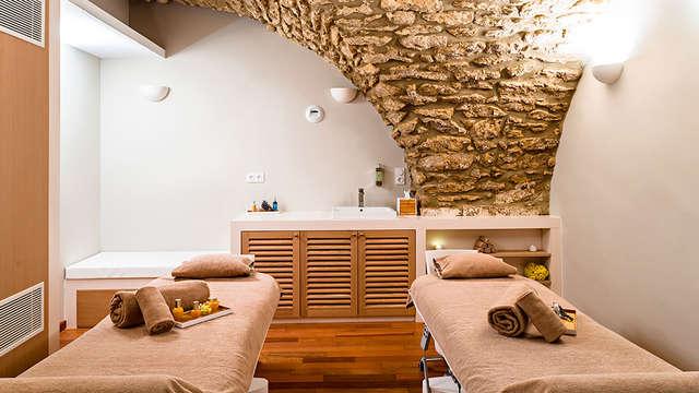Massage et charme provençal près des Alpilles