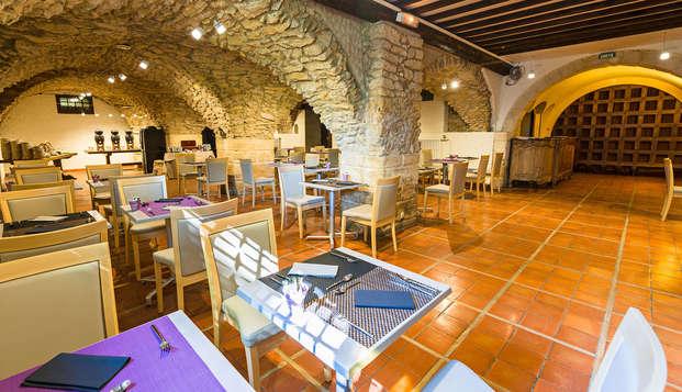 Le Moulin de Vernegues Hotel et Spa Les Collectionneurs - restaurant