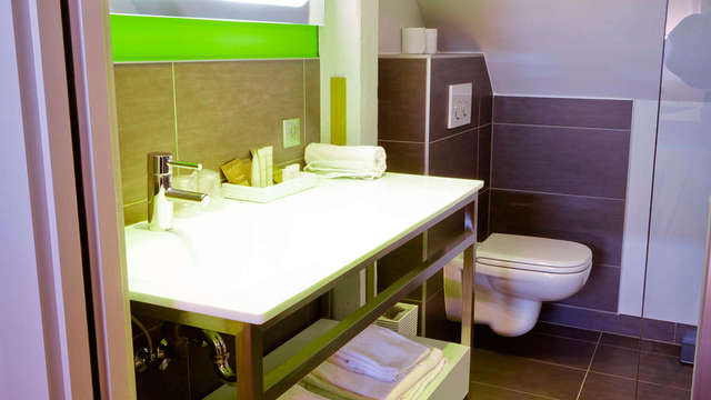 La Villa K et Spa - bathroom
