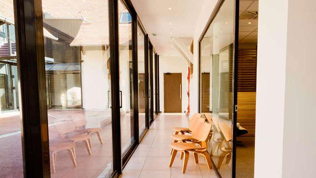 La Villa K et Spa - couloir