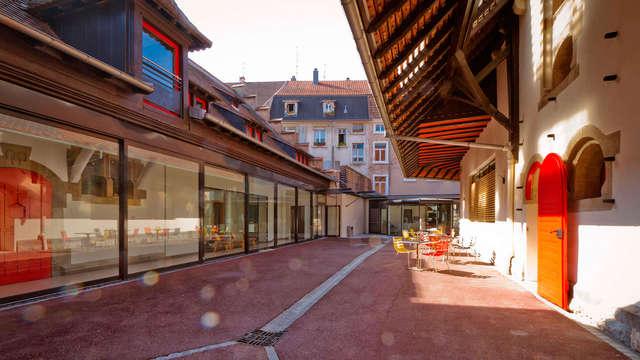 La Villa K et Spa - patio