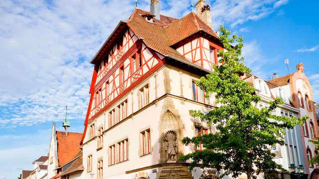 Charme au cœur de l'Alsace