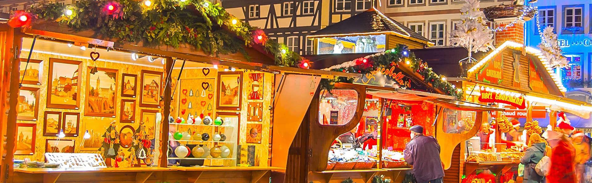 Vivez un Noël féérique en Alsace