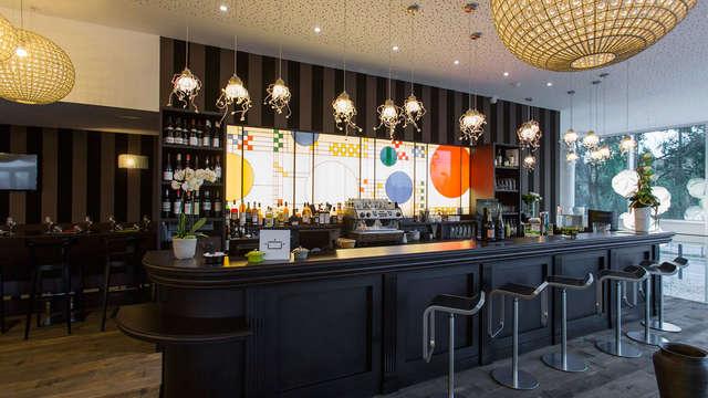 BEST WESTERN PLUS Hotel Isidore - bar