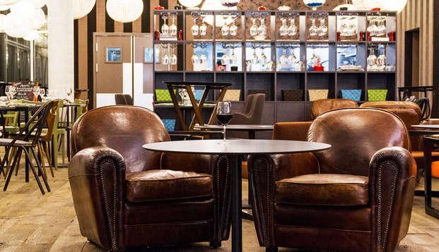 BEST WESTERN PLUS Hotel Isidore - wine