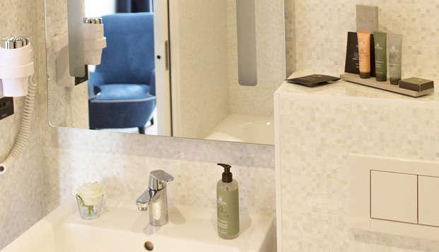 BEST WESTERN PLUS Hotel Isidore - bath