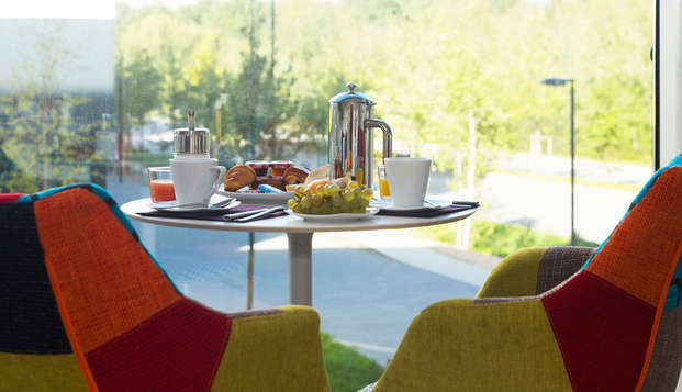 BEST WESTERN PLUS Hotel Isidore - breakfast