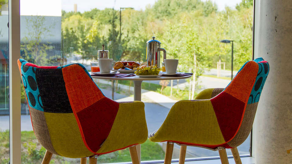 BEST WESTERN PLUS Hôtel Isidore - EDIT_breakfast1.jpg