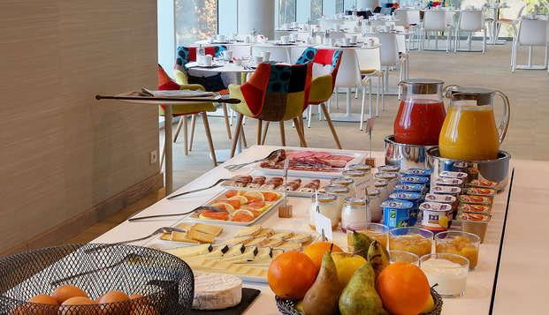 BEST WESTERN PLUS Hotel Isidore - buffet