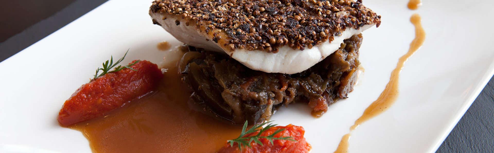 Cuisine bistronomique dans la capitale bretonne