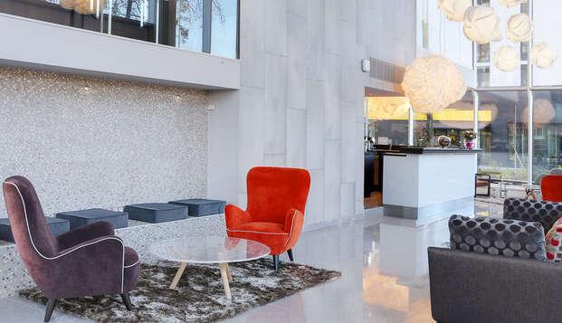 BEST WESTERN PLUS Hotel Isidore - lobby