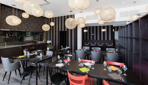 BEST WESTERN PLUS Hotel Isidore - resataurant