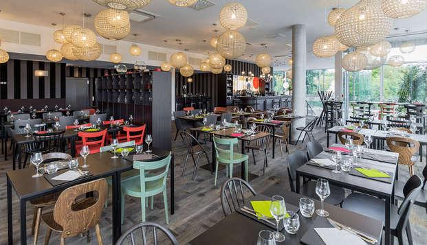 BEST WESTERN PLUS Hotel Isidore - restaurant