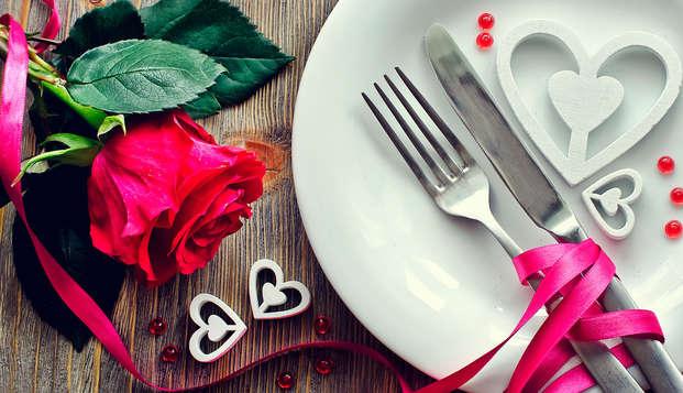 Séjour romantique et bistronomique à Rennes pour la Saint-Valentin