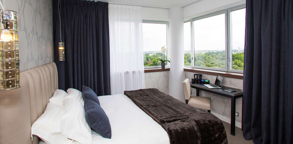 Hotel Best Western Rennes St Jacques